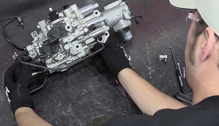 Quais as diferenças entre câmbio automático e o câmbio automatizado?