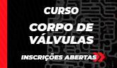 CURSO CORPO DE VÁLVULAS – OUTUBRO 2021